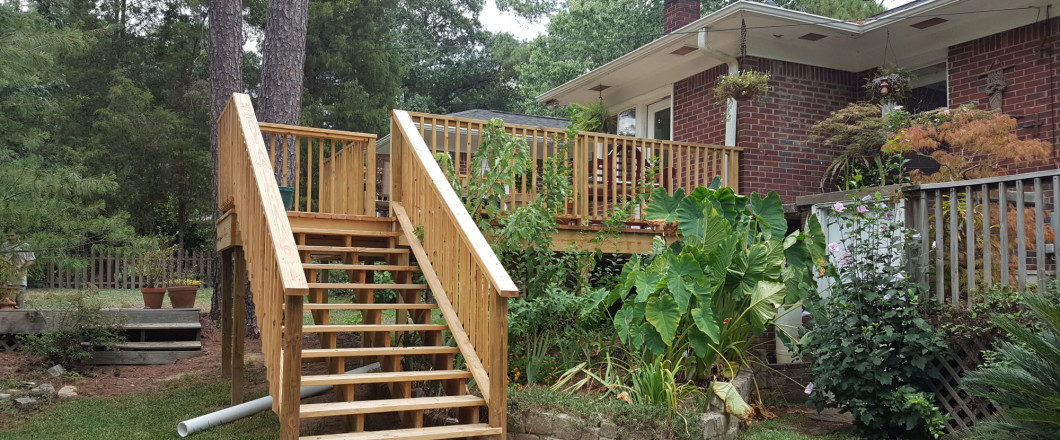 Build a New Deck With the Help of Clark Home Remodeling LLC